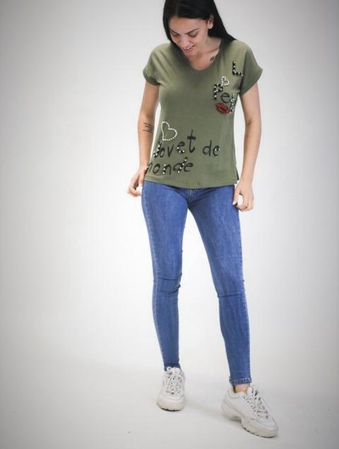 Γυναικεία Μπλούζα De Monde