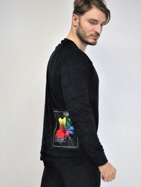 Ανδρική Μπλούζα Βελούδο